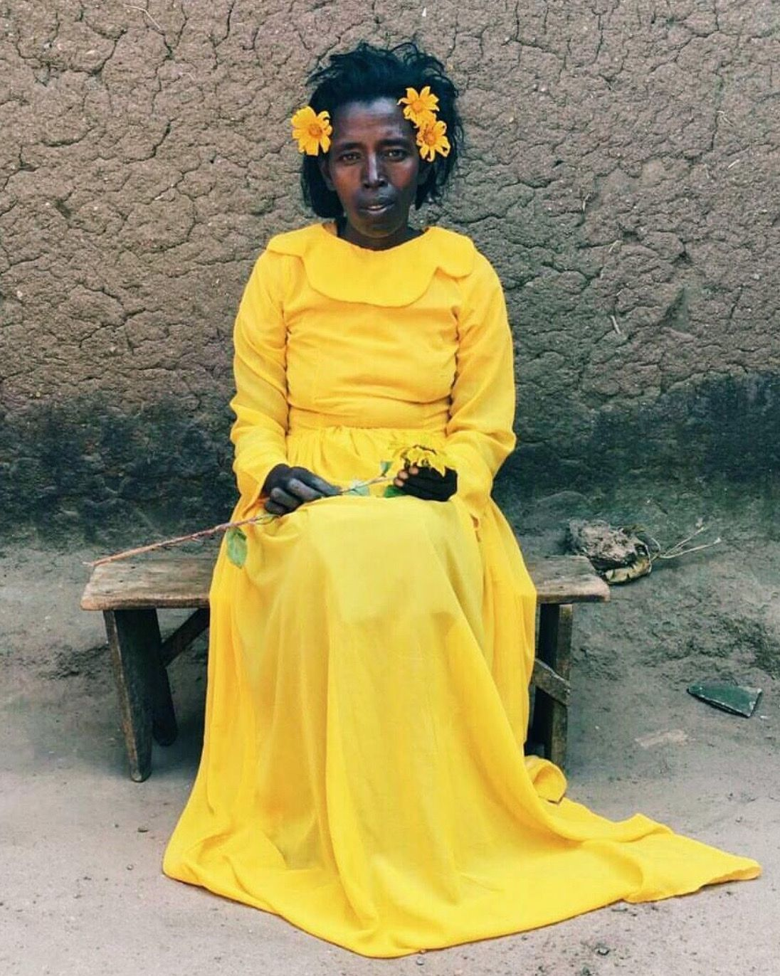 Fashion-for-All-Woman-in-Yellow-Dress