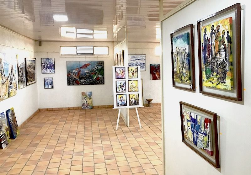 Inside-the-gallery-at-Inganzo-Arts-Centre-in-Masaka